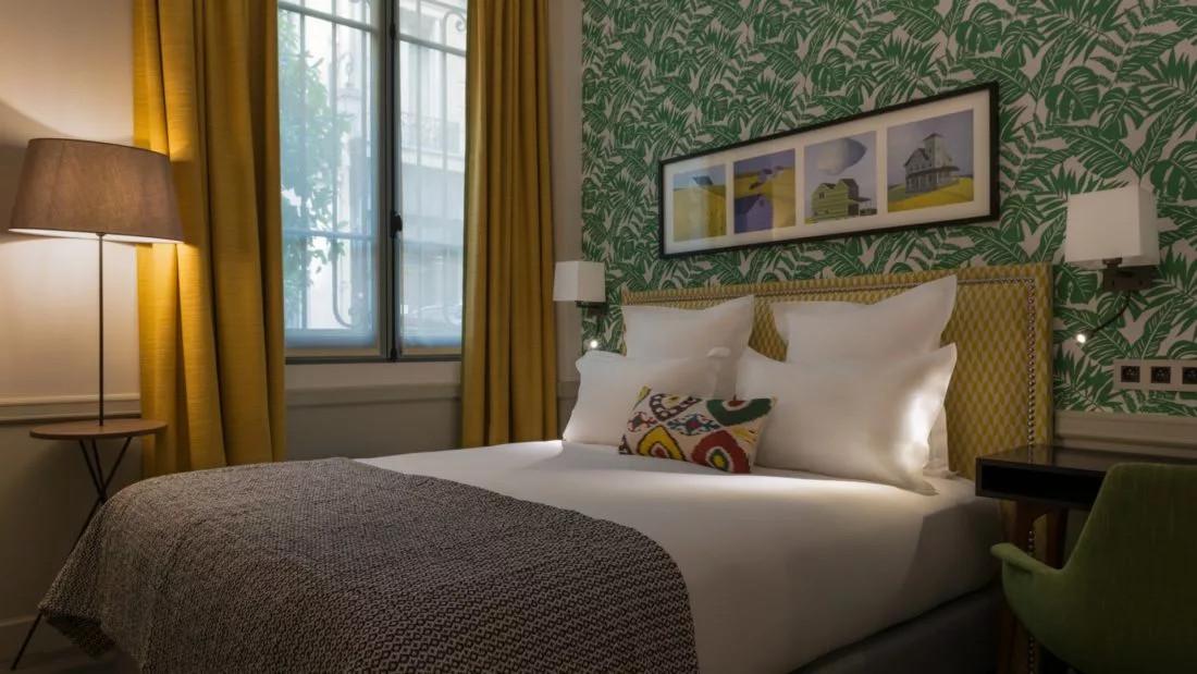 Chambre d'Hotel Paris