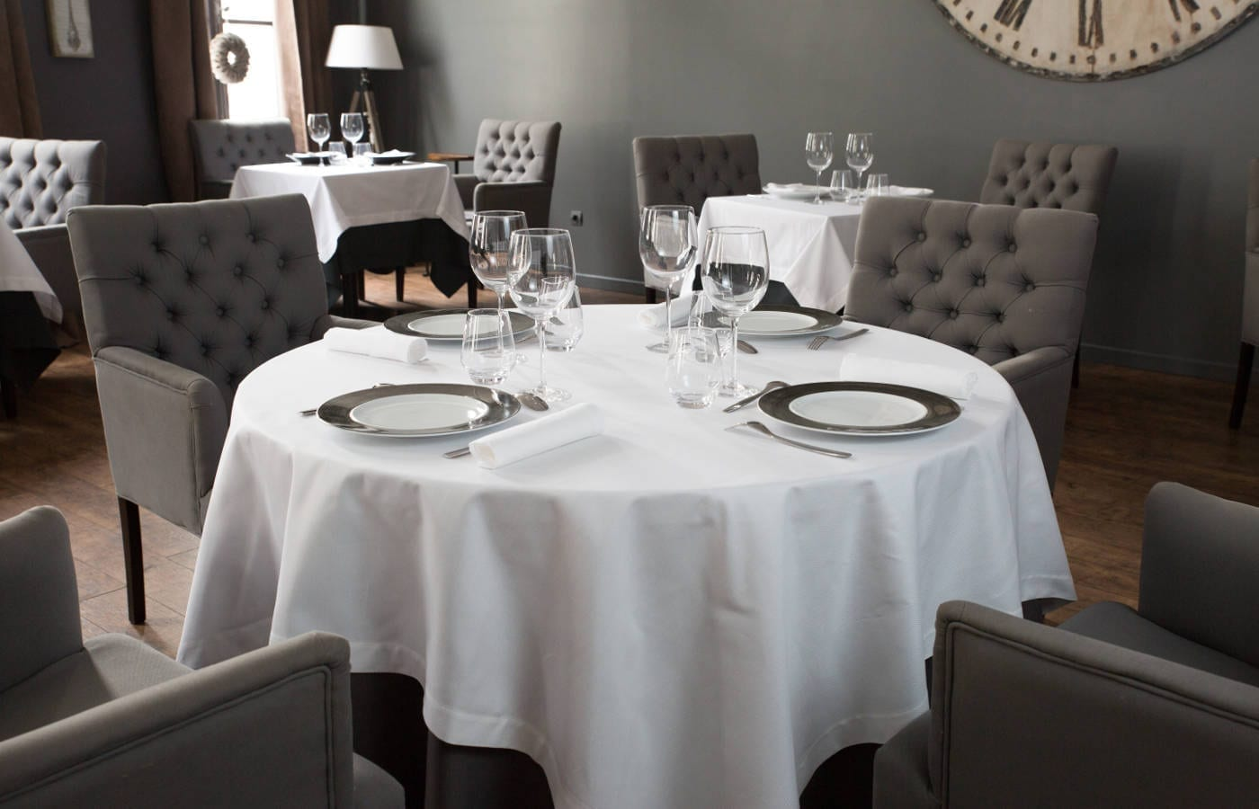 Bergan - Linge de table restaurant